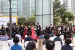 5월 대구오페라하우스 광장에서 진행된 오페라 광장콘서트