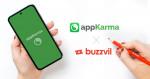 버즈빌이 미국 리워드 사업자 '앱카르마'에 리워드 광고 솔루션 '버즈애드'의 네이티브 광고 영역을 제공한다