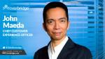 에버브리지가 차세대 CEM을 혁신할 최고고객경험책임자에 21세기 가장 영향력 있는 인물로 꼽힌 세계적 저명 과학기술 전문가 존 마에다를 선임했다