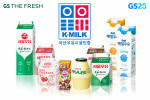 케이밀크 인증 국산우유 상품