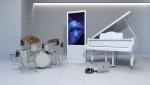 이모션웨이브가 세계 최초로 개발한 5G기반 AI 콘서트 서비스 '리마 퍼블릭'