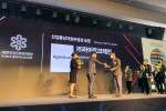 라이트브레인이 제22회 대한민국디자인대상 디자인경영부문 산업통상자원부장관 표창을 수상했다