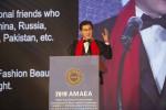 2019 AMAEA 세계의료미용교류협회 이의한 총재 축사