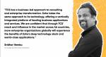 조호가 글로벌 기업들에게 단대단 비즈니스 솔루션 제공하기 위해 TCS와 전략적 파트너십을 체결했다