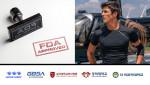 웨이브컴퍼니가 '웨이브웨어'의 미국 식품의약국 의료기기 승인 및 판매 허가를 취득했다