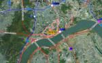 구리시 한강변 도시개발사업 대상지