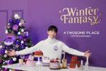 투썸플레이스가 배우 남주혁과 함께 크리스마스 랜선 홈파티를 연다