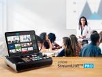에이텐코리아가 ATEN UC9040 StreamLIVE PRO 올인원 멀티채널 AV 믹서 UC9040을 출시했다
