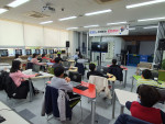 특성화사업 재생놀이터-상상(想磉)PLAY 4차산업 오조봇 로봇코딩 수업