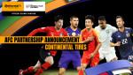 콘티넨탈이 아시아축구연맹 후원 파트너십을 4년 연장했다