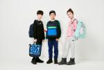노스페이스가 2021 신학기 키즈 가방을 출시했다