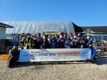 주식회사 수요일이 2회에 걸쳐 서천군 귀어귀촌지원센터와 함께 어촌체험 팸투어를 진행했다