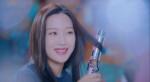 문가영의 여신 헤어스타일을 완성해준 보다나 봉고데기