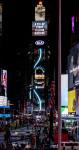 비고라이브(BIGO LIVE) in 뉴욕 타임스퀘어