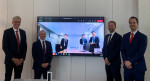 ABB, 현대글로벌서비스, 현대중공업 엔진기계사업부가 서비스 부문 협력 강화를 위한 협약을 맺었다