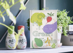 샘표 Oh! My Green Table 우리를 위한 채소 집밥 레시피북