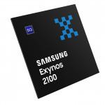 삼성전자가 5G 통합 프리미엄 모바일AP 엑시노스 2100을 출시했다