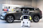 현대자동차그룹이 인공지능 서비스 로봇 DAL-e를 공개했다