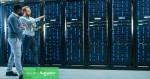 슈나이더 일렉트릭이 데이터센터의 ESG경영을 위한 에너지 절감 솔루션으로 쿨링 옵티마이즈를 제안했다
