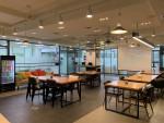 웹케시의 세무사 전용 플랫폼 위 멤버스 클럽이 오픈한 비즈니스 센터 강남역삼점 라운지