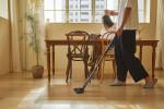 가벼운 무게로 한손으로도 집안 전체를 청소하기에 적합한 트리플블랙 Z PLUS 청소기