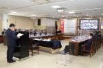 한국전기공사협회가 제56회 정기총회를 실시간 온라인 화상 시스템 방식으로 개최하고 서울 등촌동 사옥 매각 및 충북 오송 이전을 승인했다