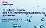 UK's Department for International Trade Seoul is hosting a webinar on Feb. 24 (Wed) to launch its 'The Hydrogen Economy South Korea Market Intelligence Report 2021'