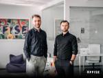 어파이스 공동 설립자인 스타니슬라우 리트비나우와 드미트리 조토프