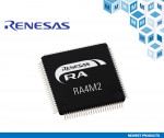 르네사스의 RA4M2 마이크로컨트롤러