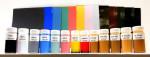 기능성 나노신소재 공통생산 기반인 액티브 나노플랫폼(Active Nano Platfom)으로 제작된 다양한 기능성 신소재 제품