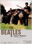 '비틀즈 바이 로버트 휘태커 展(The Beatles by Robert Whitaker)' 포스터