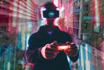 제이알월드(JRWORLD) 메타버스에 VR로 접속한 사용자