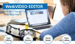 위안소프트의 HTML5 간편 동영상 편집 솔루션 '위안비디오에디터'