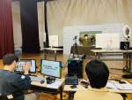 온라인으로 진행하는 시립보라매청소년센터 청소년·청년 동아리 연합 인준식 현장