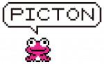 NFT 마켓 플레이스 픽톤(PICTON) 로고