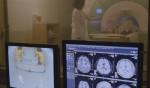 KMI한국의학연구소 건강검진센터에서 검진이 진행되고 있다
