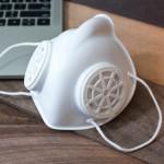A respiratory protection mask Vo Guard