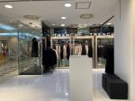 대구역 롯데백화점 2층 해외패션 존에 오픈한 트렌치 런던 팝업 매장