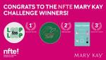 메리케이는 젊은 기업가들이 세계가 직면한 최대 도전 과제를 해결하도록 하기 위해 NFTE 혁신 월드시리즈 챌린지를 후원한다