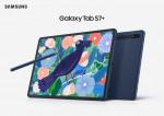 삼성전자가 출시하는 갤럭시 탭 S7+ 미스틱 네이비
