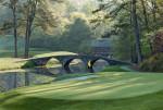 85회 마스터스 토너먼트가 개최되는 오거스타 내셔널 골프 클럽 전경