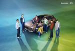 현대자동차가 방탄소년단과 함께 지구의 날을 기념해 글로벌 수소 캠페인 특별 영상을 공개했다
