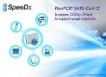 PlexPCR® SARS-CoV-2* 분석은 SARS-CoV-2 게놈의 높은 보존성을 지닌 두 군데 부위를 표적으로 한다 100만 시퀀스에 달하는 방대한 데이터베이스에 대해 테스트를 할 수 있도록 만들어진 PlexPCR® SARS-CoV-2* 분석의 성능은 모든 종류의 현존 변종을 감지할 수 있다 이 고용량 테스트는 96 또는 384 웰 qPCR 시스템 및 액체처리 로봇과 호환성을 갖고 있으며 이를 통해 간소화된 실험실 업무절차를 지원하고 결과까지의 시간을 줄여준다