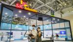 SK텔레콤이 2021 드론 쇼 코리아에 참가해 5G·AI 기반 드론 관제 솔루션을 선보인다