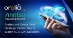 안리쓰코퍼레이션과 Orolia가 Carrier Acceptance Testing을 위한 5G Assisted GPS CAT 솔루션 출시를 위해 전략적 파트너십을 맺었다