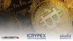 헤데프와 아이디얼리스트가 터키 최첨단 암호화폐 거래 플랫폼 ICRYPEX에 투자한다