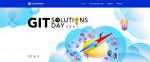 굿모닝아이텍이 개최하는 'GIT솔루션즈데이 2021' 참가 등록 페이지