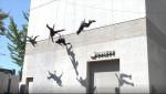 MEET 2020 프로젝트 문래동 날다(작가명 프로젝트 날다) 공연 모습