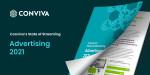 콘비바의 2021 스트리밍 광고 현황 보고서