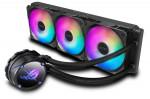 3개의 120mm RGB 팬으로 구성된 ROG Strix LC II 360 ARGB